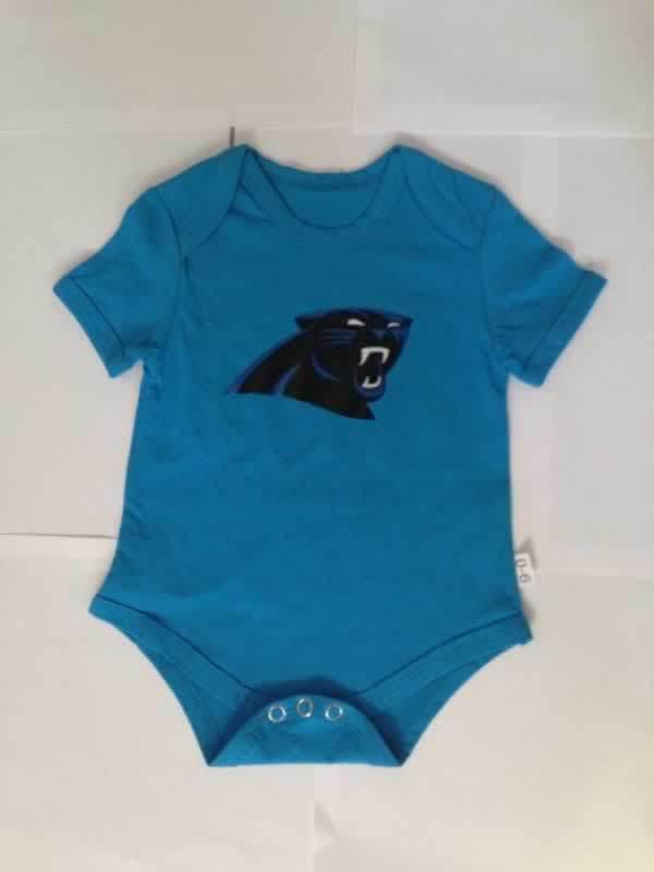 Panthers Blue Toddler T Shirts