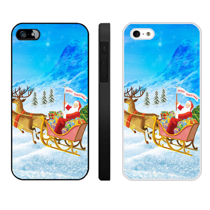 Merry Christmas Iphone 4 4S Phone Cases (10)