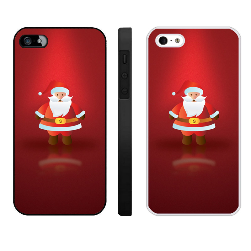 Merry Christmas Iphone 4 4S Phone Cases (3)