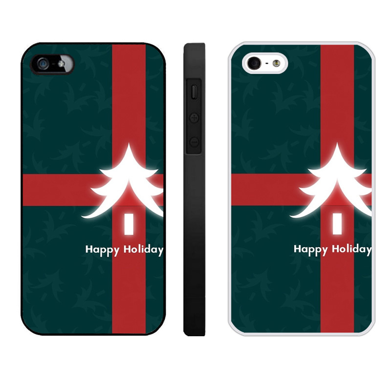 Merry Christmas Iphone 4 4S Phone Cases (6)