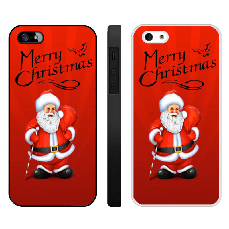 Merry Christmas Iphone 5 Phone Cases (4)