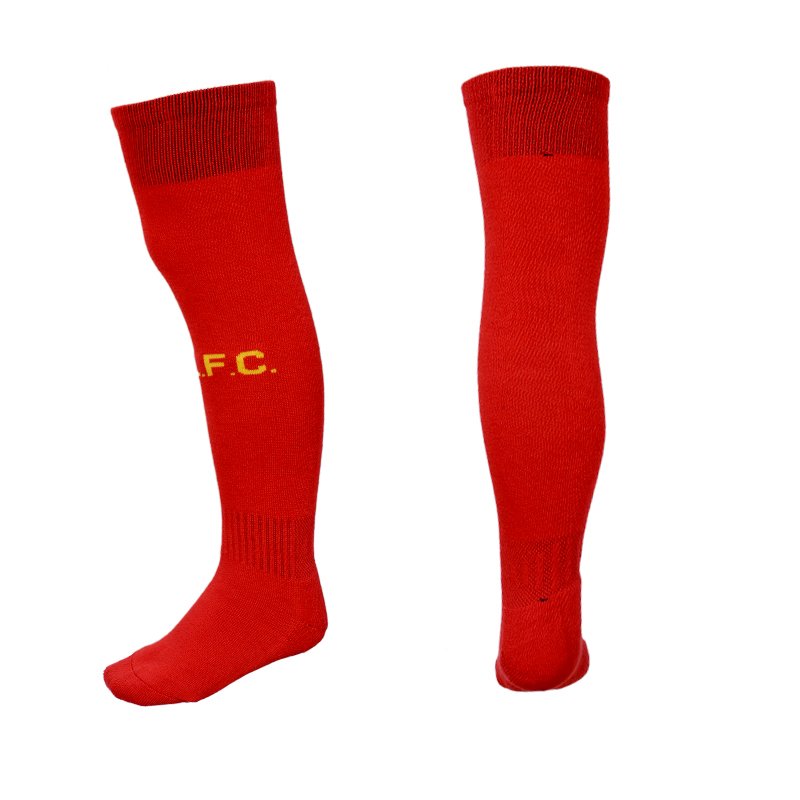 2016-17 Liverpool Home Youth Soccer Socks