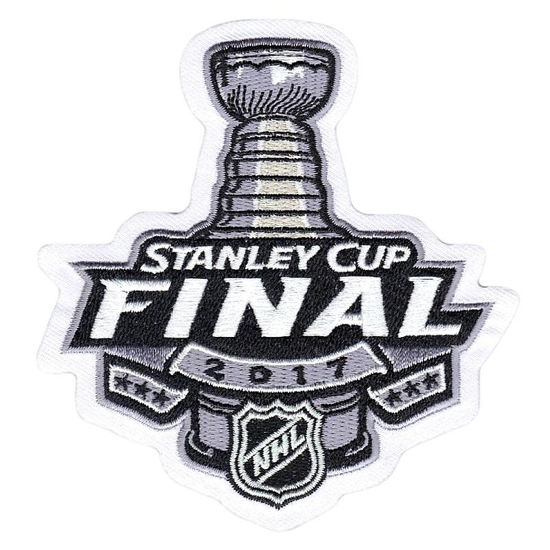 2017 Stanley Cup Finals Patch