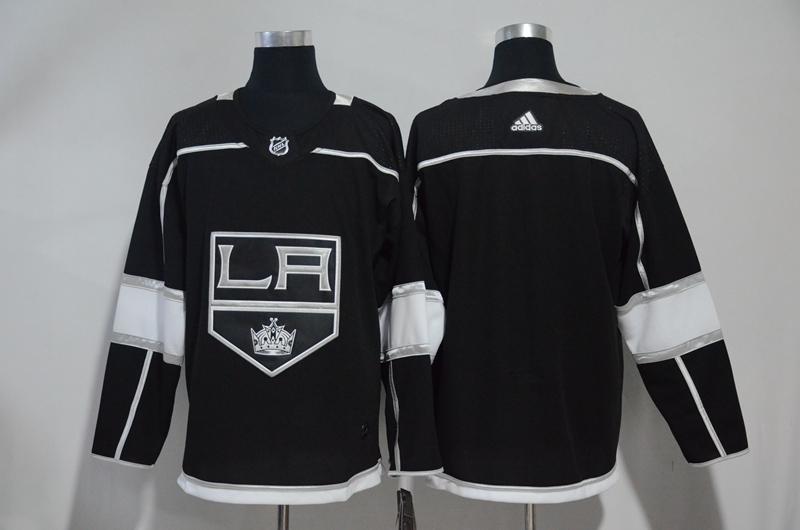 Kings Blank Black Adidas Jersey