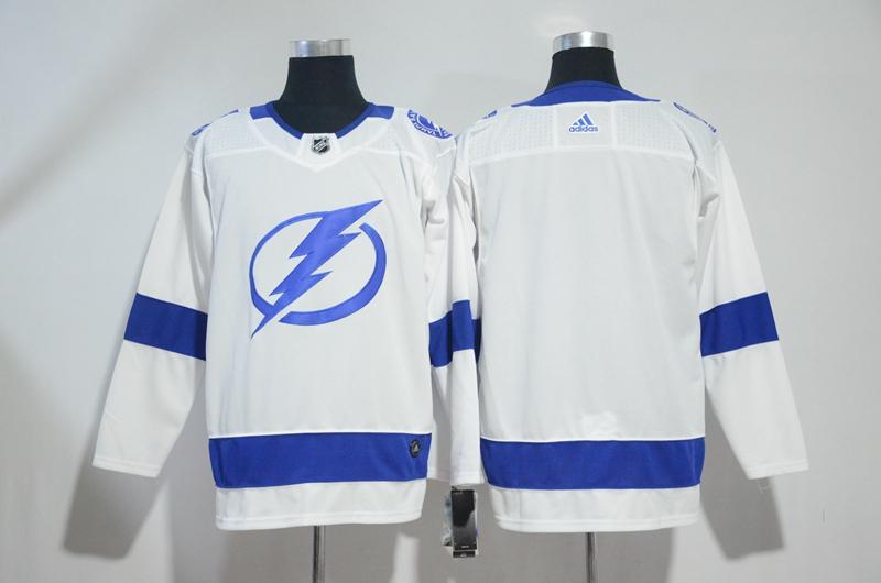 Lightning Blank White Adidas Jersey