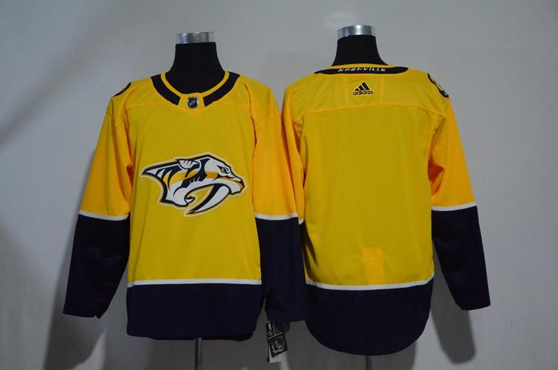 Predators Blank Adidas Jersey
