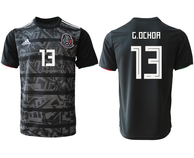 2019-20 Mexico 13 C.DCHOA Away Thailand Soccer Jersey