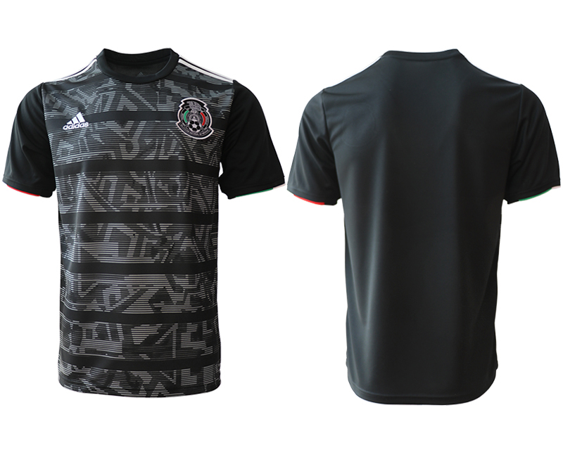 2019-20 Mexico Away Thailand Soccer Jersey