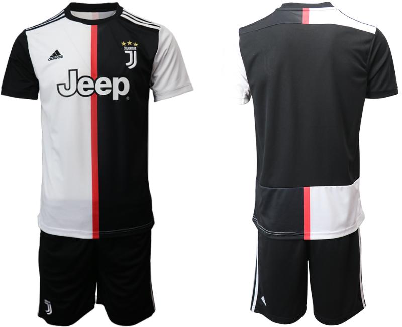 2019-20 Juventus FC Home Soccer Jersey