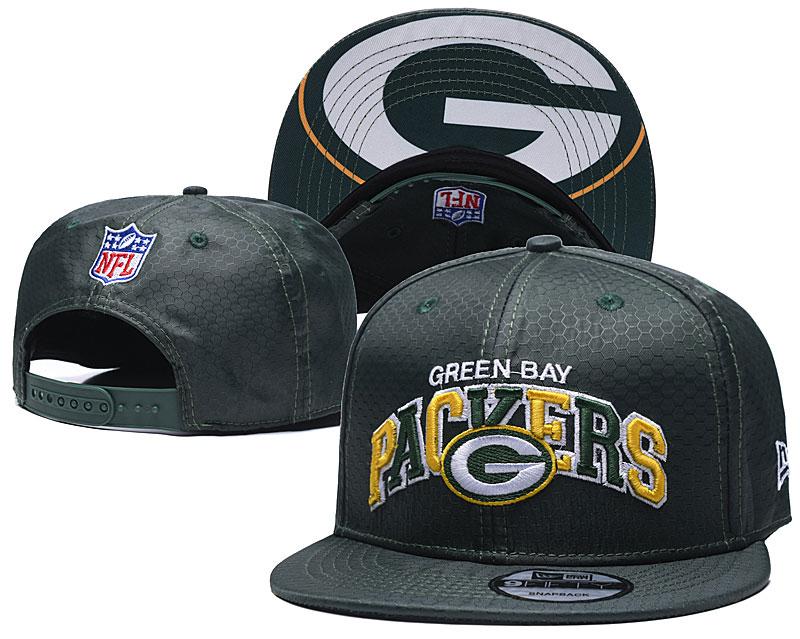 Packers Team Logo Green Adjustable Hat TX
