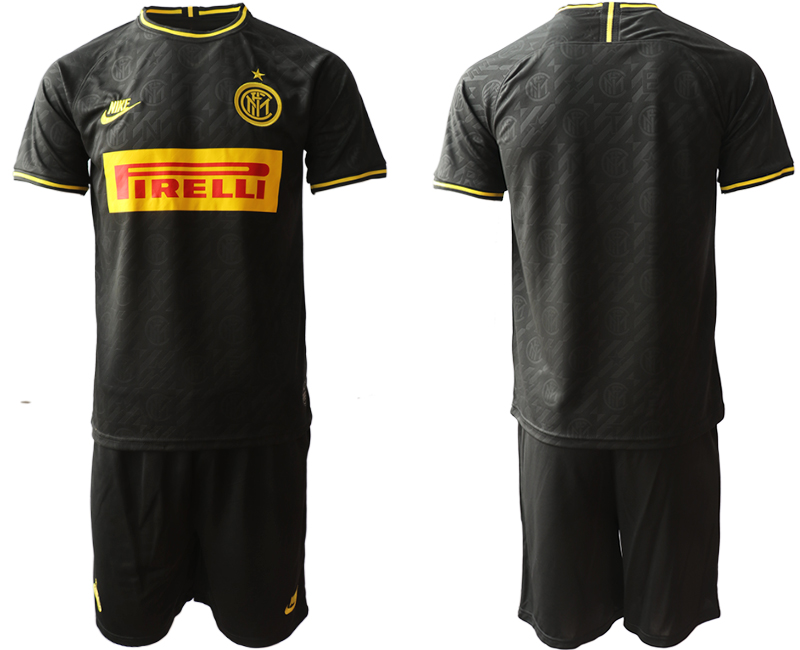 2019-20 Inter Milan Third Away Soccer Jersey
