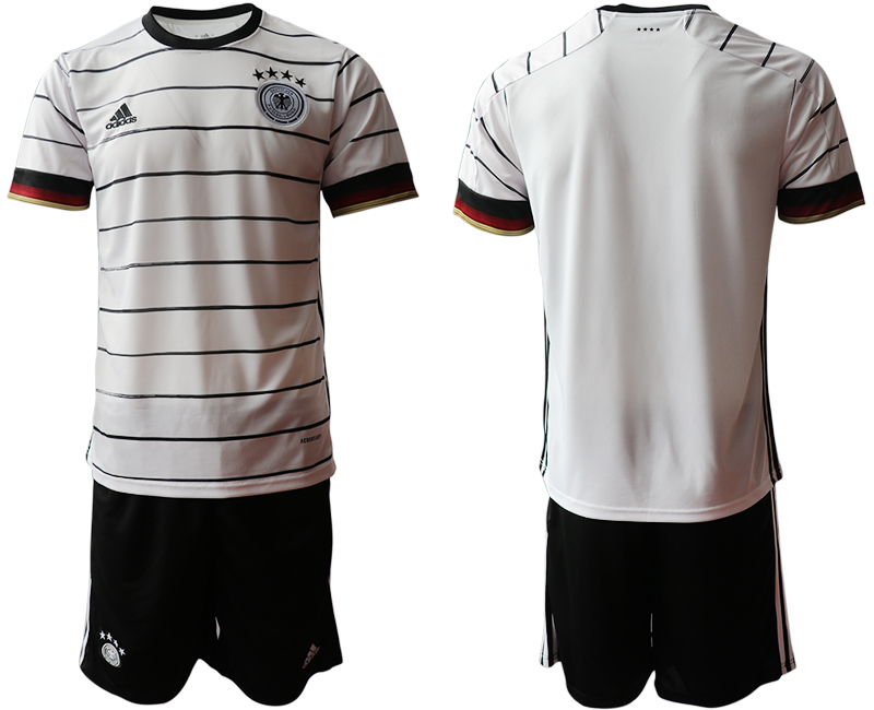Germany Home UEFA Euro 2020 Soccer Jersey