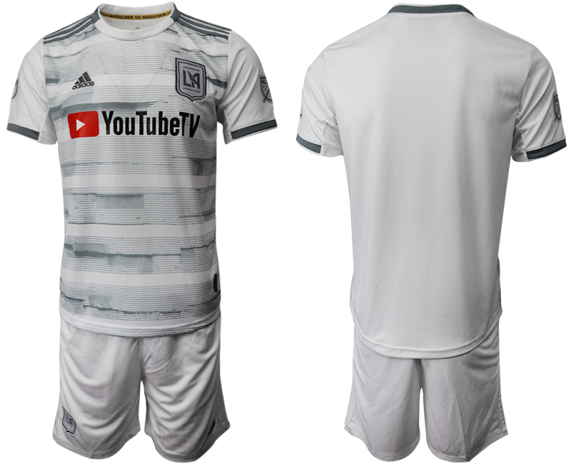 2019-20 Los Angeles FC Away Soccer Jersey
