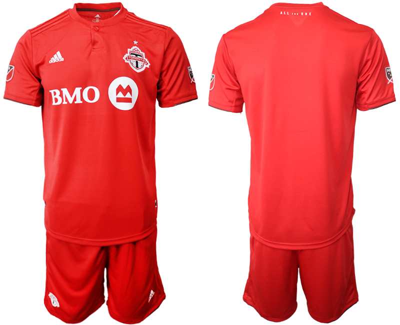 2019-20 Toronto FC Home Soccer Jersey