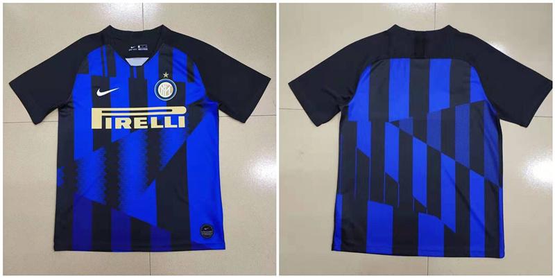 2019-20 Inter Milan 20th Anniversary Soccer Jersey