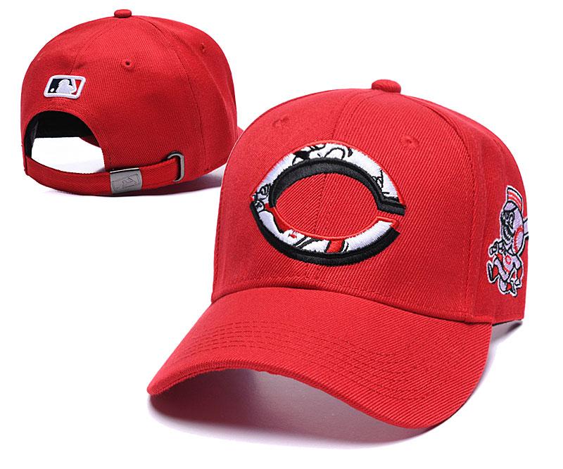 Redskins Team Logo Red Speaked Adjustable Hat TX