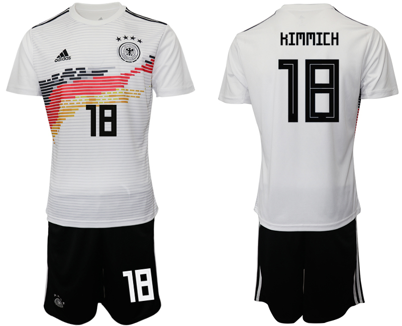 2019-20 Germany 18 HIMMICH Home Soccer Jersey