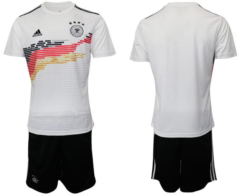 2019-20 Germany Home Soccer Jersey