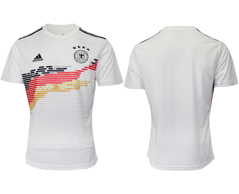 2019-20 Germany Home Thailand Soccer Jersey