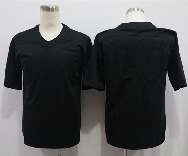 Nike Raiders Blank Black Vapor Untouchable Limited Jersey