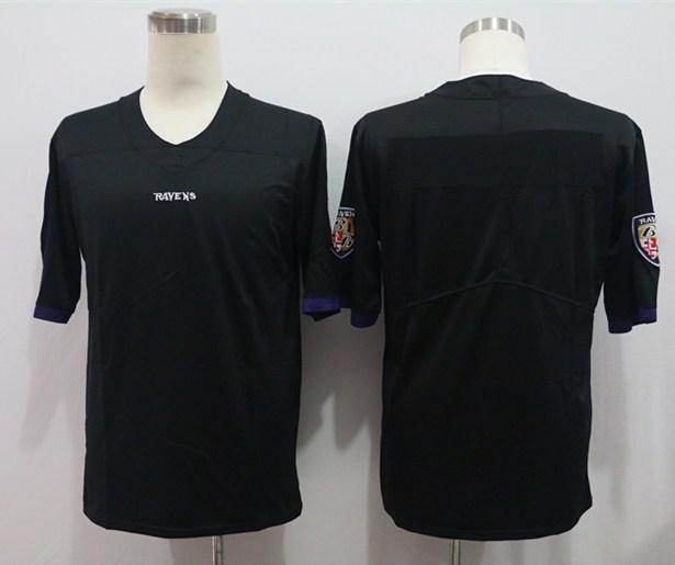 Nike Ravens Blank Black Vapor Untouchable Limited Jersey