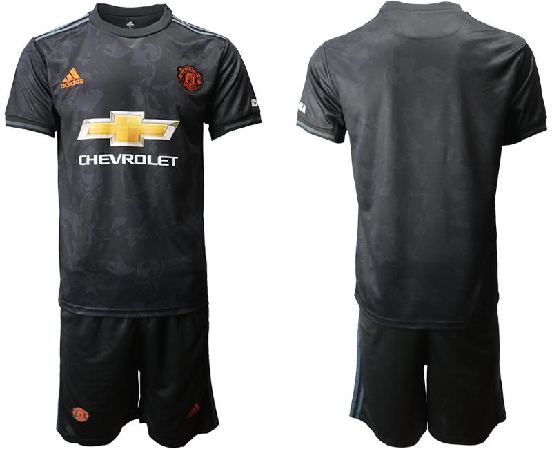 2019-20 Manchester United Third Away Soccer Jersey