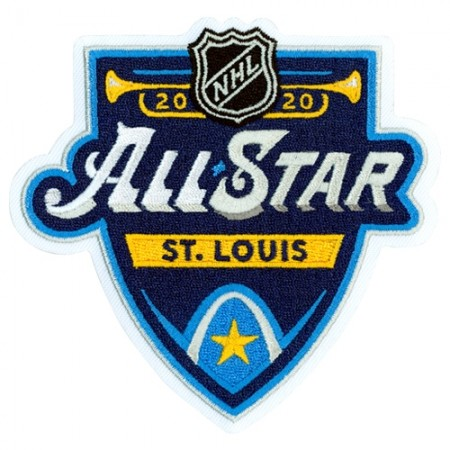 2020 NHL All-Star Patch