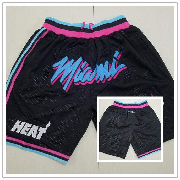 Heat Black Just Don With Pocket Swingman Shorts