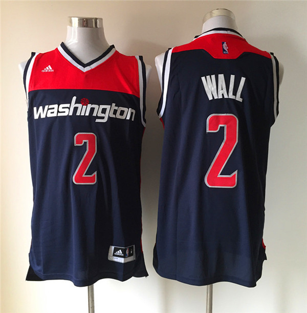 Wizards 2 Wall Blue New Revolution 30 Jersey