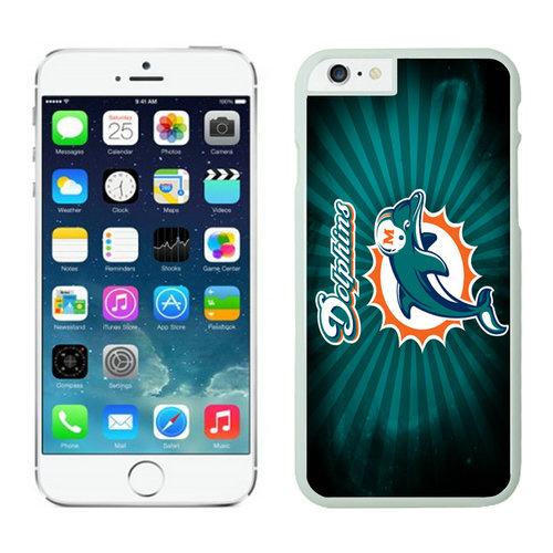 Miami Dolphins iPhone 6 Plus Cases White17