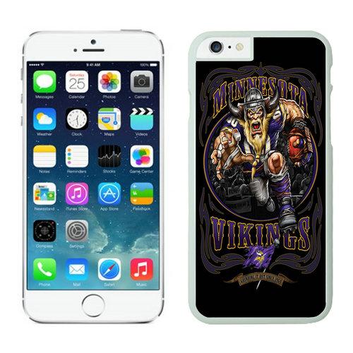 Minnesota Vikings iPhone 6 Cases White35