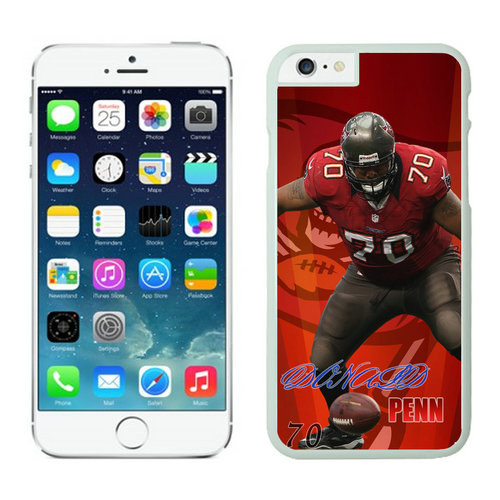 Tampa Bay Buccaneers iPhone 6 Cases White18