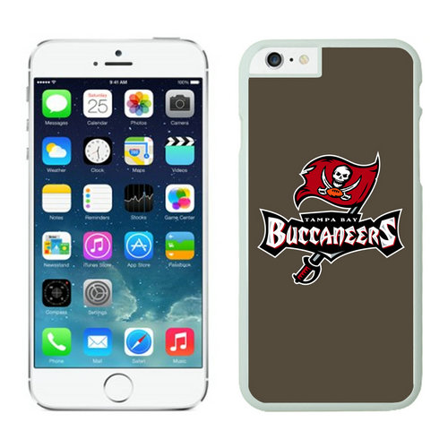 Tampa Bay Buccaneers iPhone 6 Cases White21