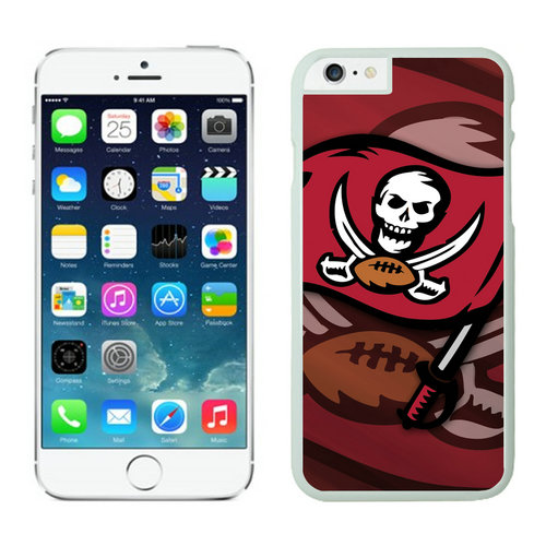 Tampa Bay Buccaneers iPhone 6 Cases White24
