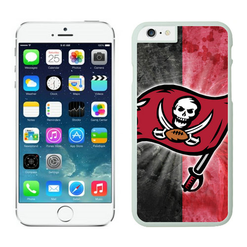 Tampa Bay Buccaneers iPhone 6 Cases White29