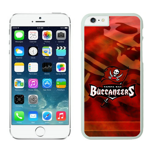 Tampa Bay Buccaneers iPhone 6 Cases White33
