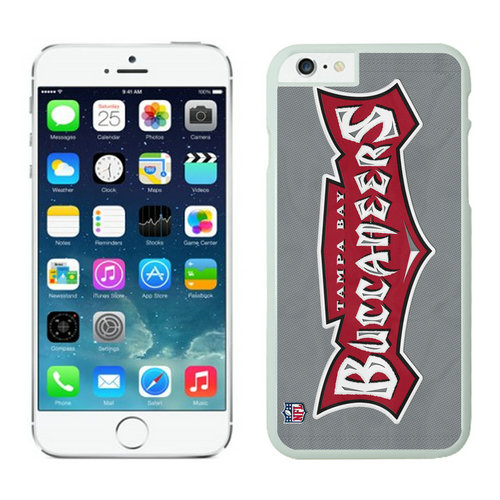 Tampa Bay Buccaneers iPhone 6 Cases White35