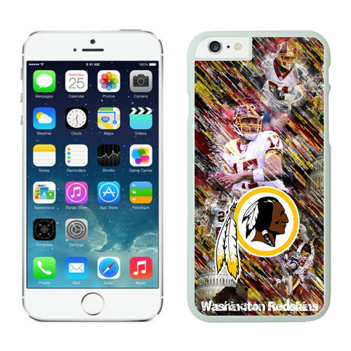 Washington Redskins iPhone 6 Plus Cases White29