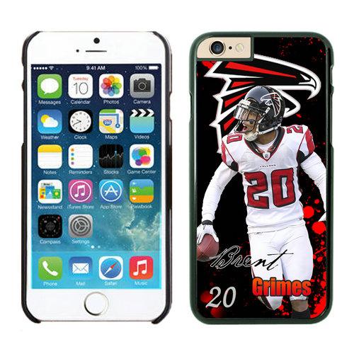 Atlanta Falcons Iphone 6 Plus Cases Black2
