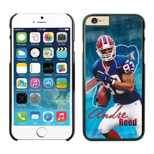 Buffalo Bills iPhone 6 Cases Black