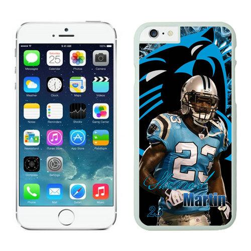 Carolina Panthers Iphone 6 Plus Cases White37