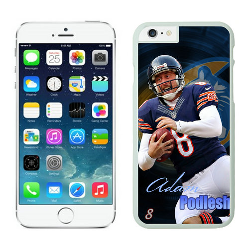 Chicago Bears iPhone 6 Cases White