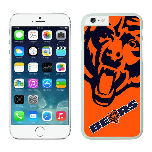 Chicago Bears iPhone 6 Cases White21