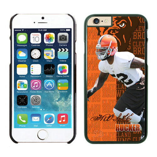 Cleveland Browns iPhone 6 Cases Black24
