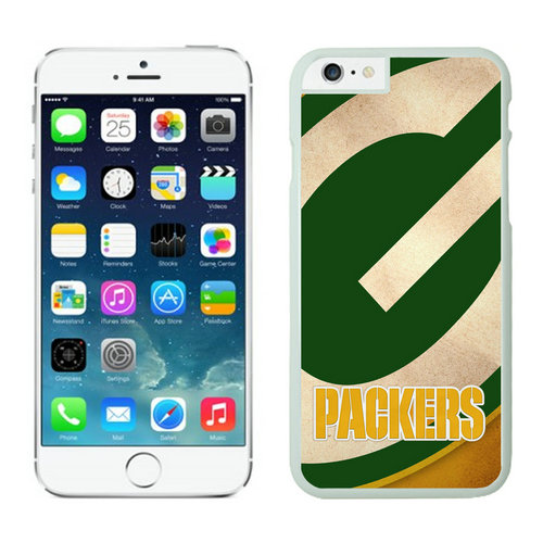 Green Bay Packers Iphone 6 Plus Cases White9