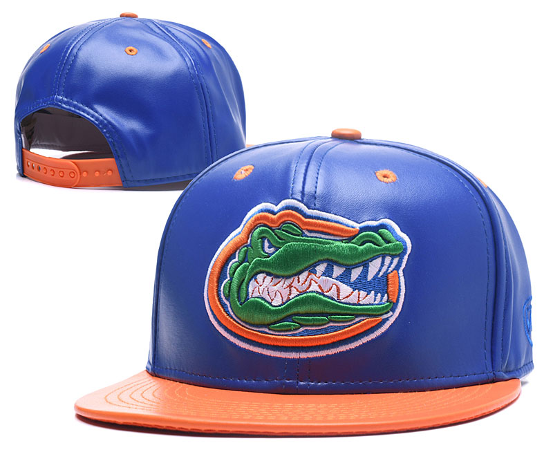 Florida Gators Team Logo Blue Ajustable Hat GS