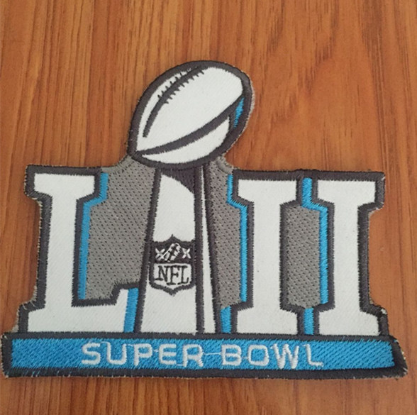 2018 Super Bowl LII Patch