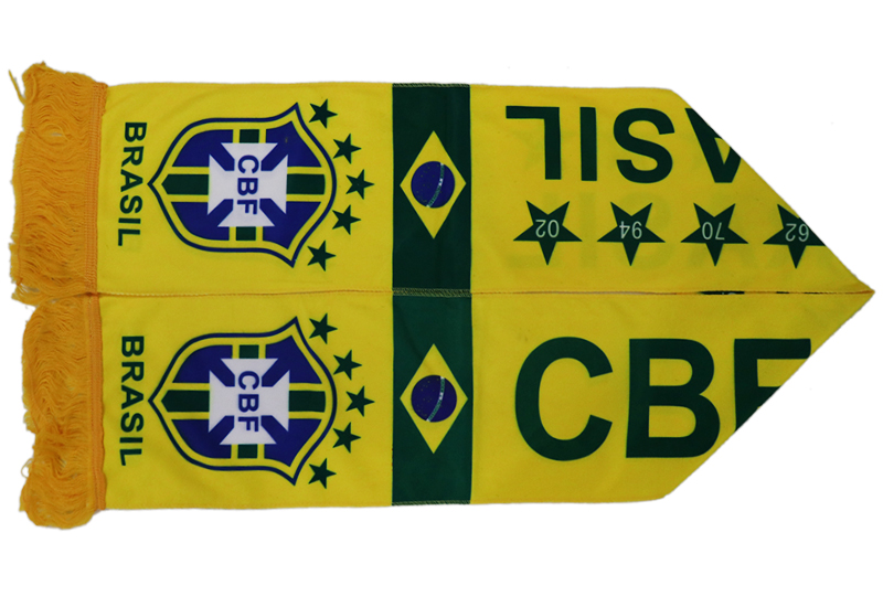 Brazil 2018 FIFA World Cup Scarf