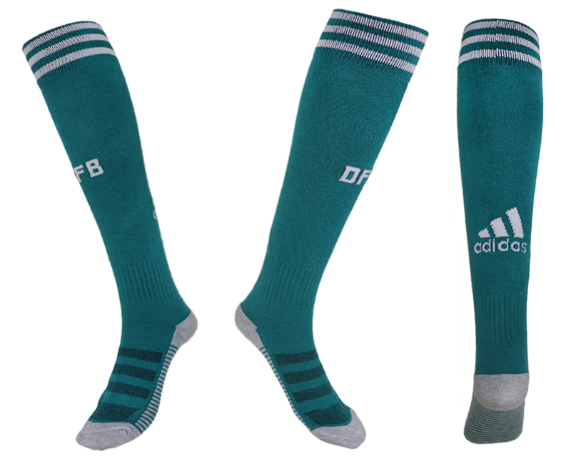 Germany Green Thailand Soccer Socks