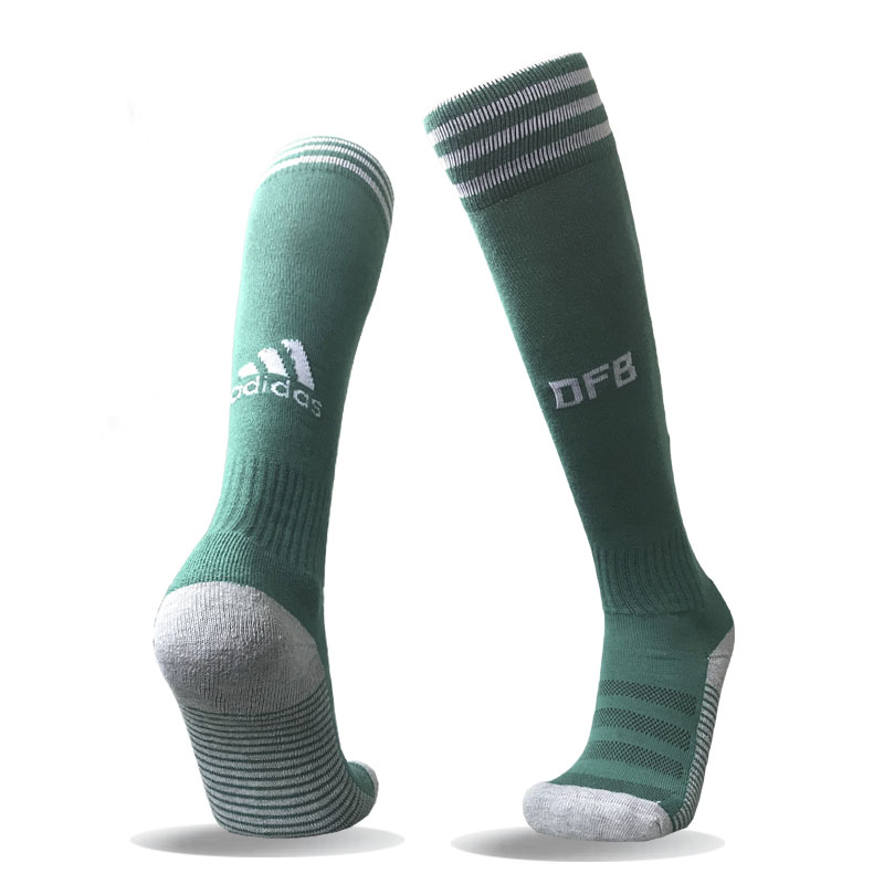 Germany Away Youth 2018 FIFA World Cup Thailand Soccer Socks